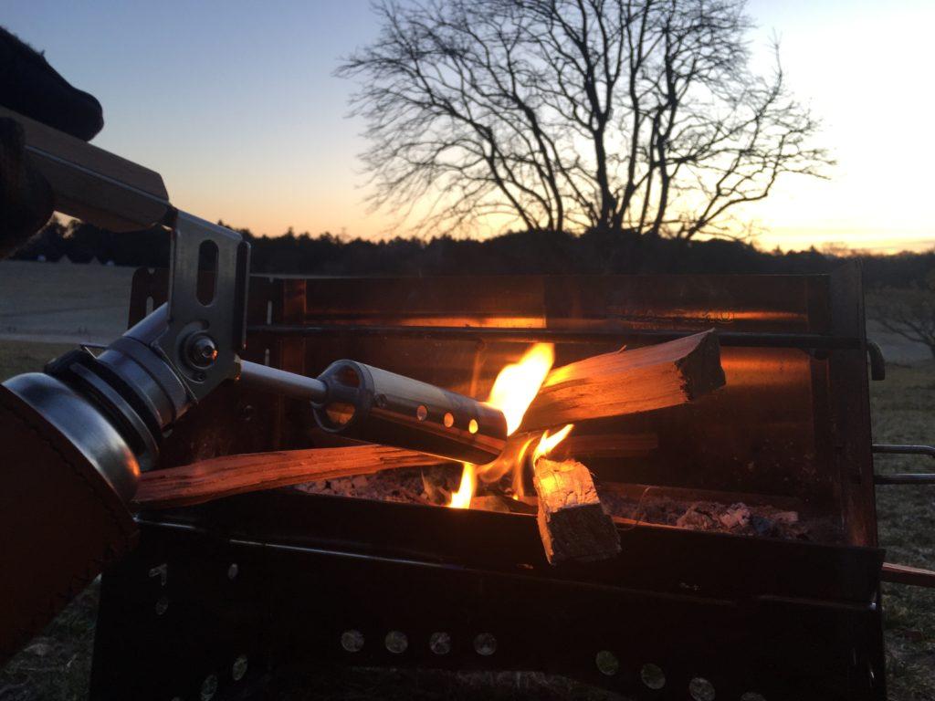 Foleding Torch-16