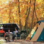 秋の夜長は焚き火でウトウト・・秋こそキャンプに行こう!