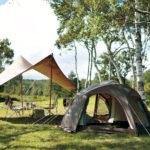 キャンプに極上のベッドルームを|スノーピーク(snow peak)のテントの紹介
