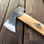 薪割りの斧には スウェーデンの「グレンスフォシュ」究極の2本を紹介します。