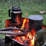 焚火台の進化系?ユニフレームの薪グリルが冬キャンプにオススメな理由
