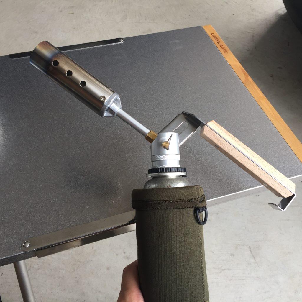 Foleding Torch-9