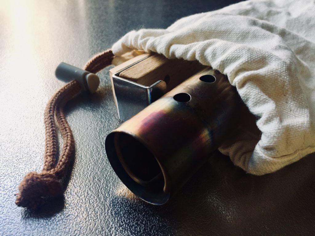 Foleding Torch-19