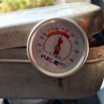 「メスティン燻製」にサイエンスを!ソト(SOTO) のスモーカー用 温度計 を導入してみた。