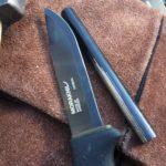 ナイフとファイヤースチールで火起こし|極太のフェロセリウムロッドが凄い!