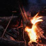 焚き火は科学だ!焚き火のやり方 & 薪が燃える仕組み