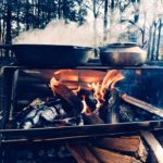 ユニフレームの 「薪グリル 」を買ってみた|レビュー|UNIFLAME Maki Grill Review