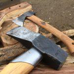 【薪割り斧におすすめ!】「グレンスフォシュ・ブルーク 451」のレビュー