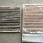 ラパン HE21S|エアコンフィルターの交換方法