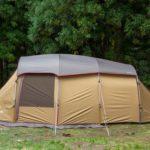スノーピークの新作テント「エントリー2ルームエルフィールド」ってどうなの?