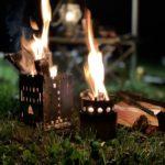 ソロキャンプにおすすめの焚火台10選!「小さな焚き火にはロマンがある!」