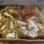 【メスティンレシピ】「お一人様専用鶏ガラなべ」の紹介。