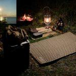 【ソロキャンプのやり方】地べたスタイルで楽しむ、海沿いの鉄板ソロキャンプ